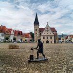 Словакия. Бардеёв: крепость ЮНЕСКО с украинским следом