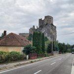 Словаччина. Beckovský hrad Бецковський град