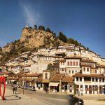 Албанія. Берат Berati найцікавіший