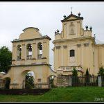 Берездовцы. Костел Воздвижения Чесного Креста