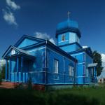 Бистрик. Покровська церква.
