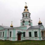 Чубівка. Жаботинський монастир