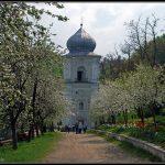 Добромиль. Василіанський монастир св. Онуфрія