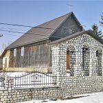Дерев'яний костел в Дорофіївці