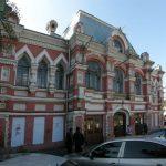 Лук'янівський народний дім та трамвайне депо