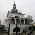 Храмы Подола. Колокольня церкви Николая Доброго