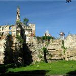 Бережани. Частина 2: Замок Сенявських