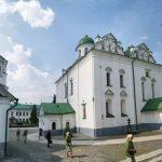 Храмы Подола. Флоровский монастырь