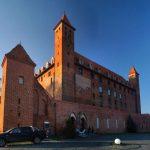 Польша. Тевтонский замок Гнев Gniew