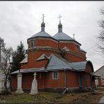 Грімне. Церква Преображення Господнього (1777 р.)
