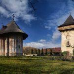 Румыния. Монастырь Хумор