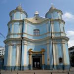 Івано-Франківськ. Вірменська церква