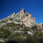 Кіпр. Замок Святого Іларіона.