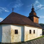 Словаччина. Кальна Розтока Kalná Roztoka