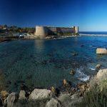 Кипр. Кирения и абатство Беллапаис