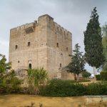 Кіпр. Замок Колоссі.