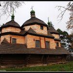Комарно. Михайлівська церква (1754 р.)