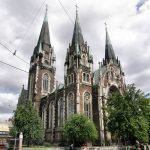 Костел Эльжбеты. Церковь Ольги и Елизаветы