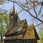 Дерев'яна готика Мармарошу. Крайниково