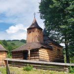 Словаччина. Крайнє Чорне Krajné Čierno
