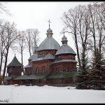 Крехів. Церква св.Параскеви (1724 р.)