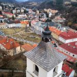 Словакия. Город золота Кремница Kremnica