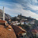 Албанія. Круя Kruja. Столиця Скандербега