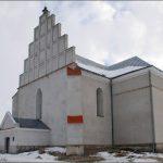 Куликів. Миколаївський костел (1538 р.)