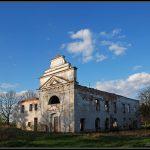 Куткир. Костел Матери Божьей Снежной (монастырь отцов Капуцинов)