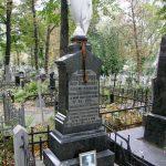Лукьяновское кладбище. Некрополь под телевышкой