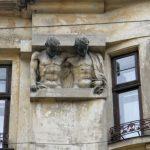 Еще немного львовской скульптурной эротики и лжелегенда про Онана