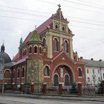 Львів. Монастир капуцинів. Церква Йосафата