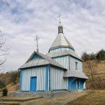 Бернашівка. Загублена козацька церква