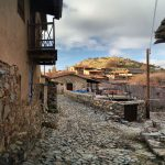 Кипр. Сказочное горное село Фикарду. Fikardou, Φυκάρδου