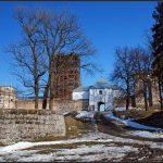 Подкамень. Доминиканский монастырь
