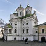Храмы Подола. Покровская церковь