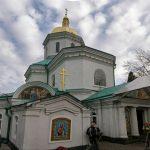 Храмы Подола. Ильинская церковь