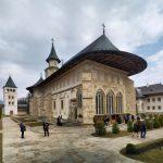 Румунія. Путна. Монастир Штефана Великого