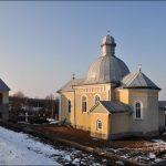 Рожиск. Церковь св. Архистратига Михаила