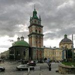 Успенская церковь. Русско-Волошская святыня Львова