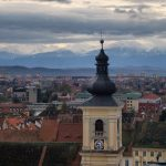 Румыния. Сибиу, Германштадт. Столица немецкой Трансильвании