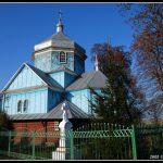Соколовка. Николаевская церковь и костел