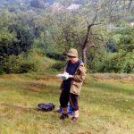 230 км через Карпаты. Ч. 3. Келечин - Ужгород (экспедиция 2004 г.)