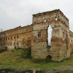Старе Село. Замок біля колії та інші цікавинки