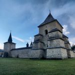 Румыния. Сучевица. Монастырь-замок