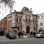 Храмы Подола. Синагога Розенберга - главная синагога Украины