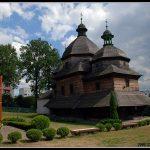 Деревянные церкви Жолквы