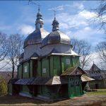 Жуков. Церковь св. Ивана Богослова