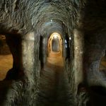 Туреччина. Західна Каппадокія. Підземне місто Газіемір Gaziemir