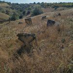 Малинівка. Рацулове. Козацький цвинтар і турки месхетинці